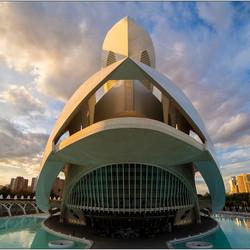 Valencia Ciutad des Artes