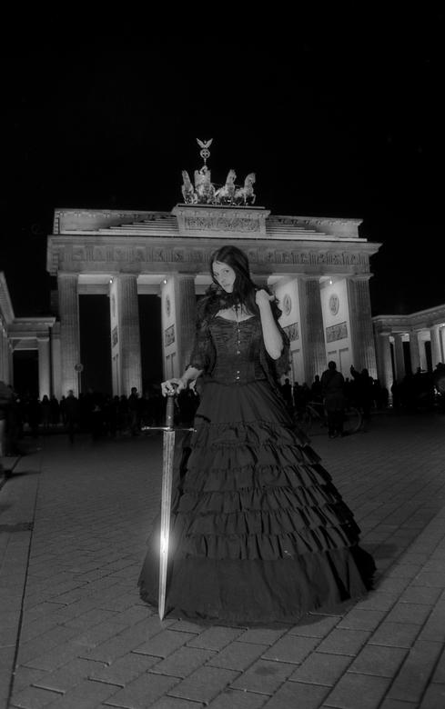 Poort van Brandenburg -
