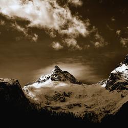 Mountain view.....................