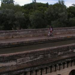 Panorama Pont Canal bij Béziers