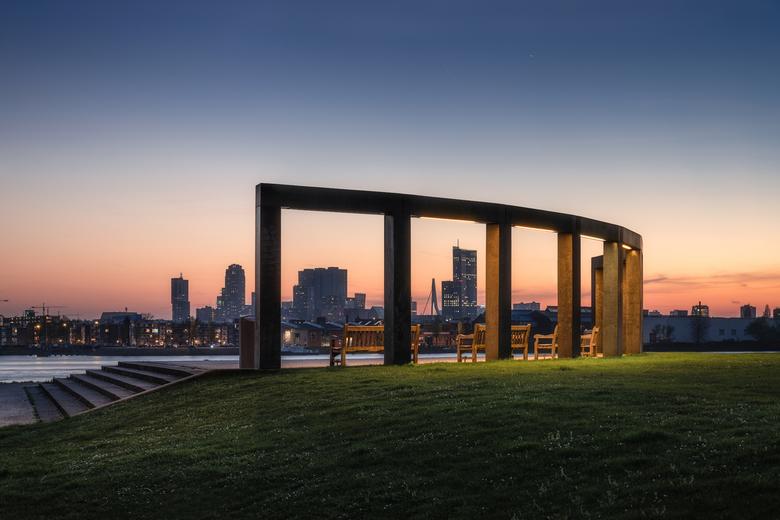 Window to the City -