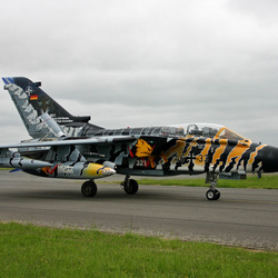 50th NATO Tiger Meet Luftwaffe Tornado