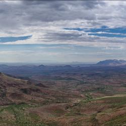 Panorama Etendeka Plateau