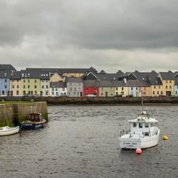 Claddagh, Galway bay, Ierland