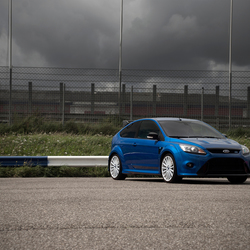 Ford Focus RS - Circuit Park zandvoort