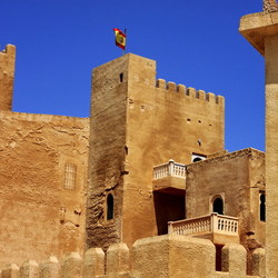 Spaans kasteeltje