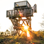 Uitkijktoren NP de Meinweg