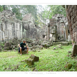 Me at Preah Khan