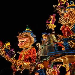 Lichtjes parade Standdaarbuiten 2