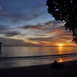 De Perfekte zonsondergang