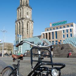 Een dagje stad Groningen.
