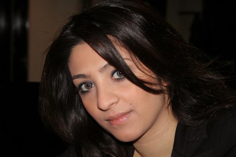 Aijsel - Mooi portret van een mooie vrouw