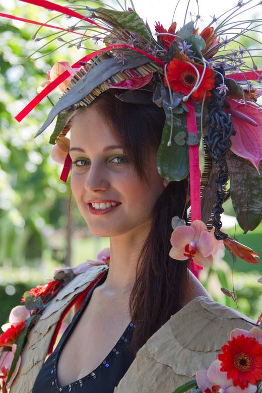 Fotofestival Epe - Model op Fotofestival Epe