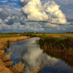 Het platteland van....