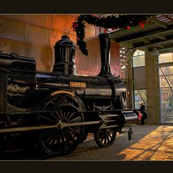Spoorwegmuseum 1