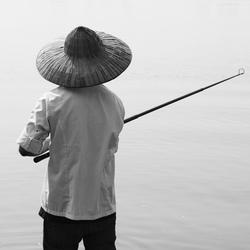 Visser in Hanoi