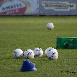 Voetbalstilleven