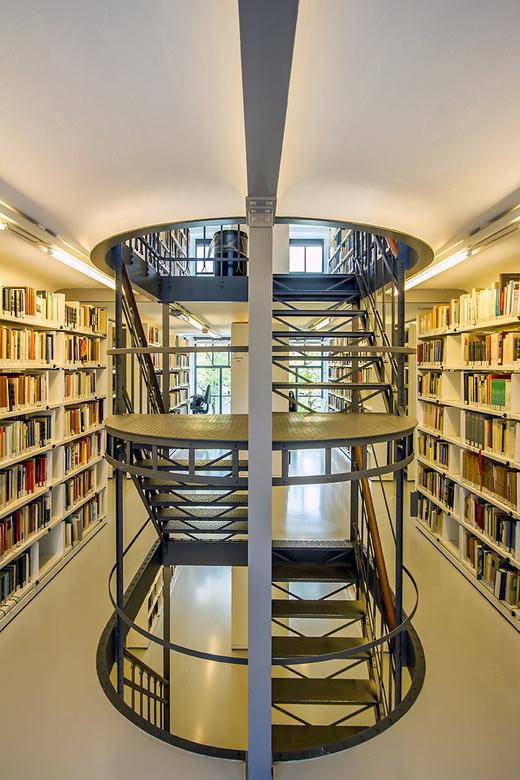 Universiteitsbibliotheek 4 - Openmonumentendag 2017, dit jaar 8-9-18 ook weer open in Utrecht