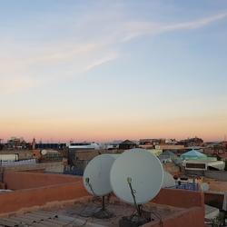 Rooftops of Marrakesh