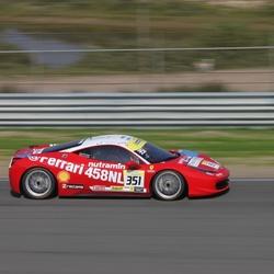 Italia a zandvoort 2011 - Ferrari 458