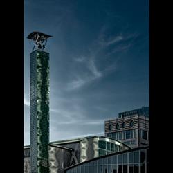 Rotterdam - WTC klokkentoren