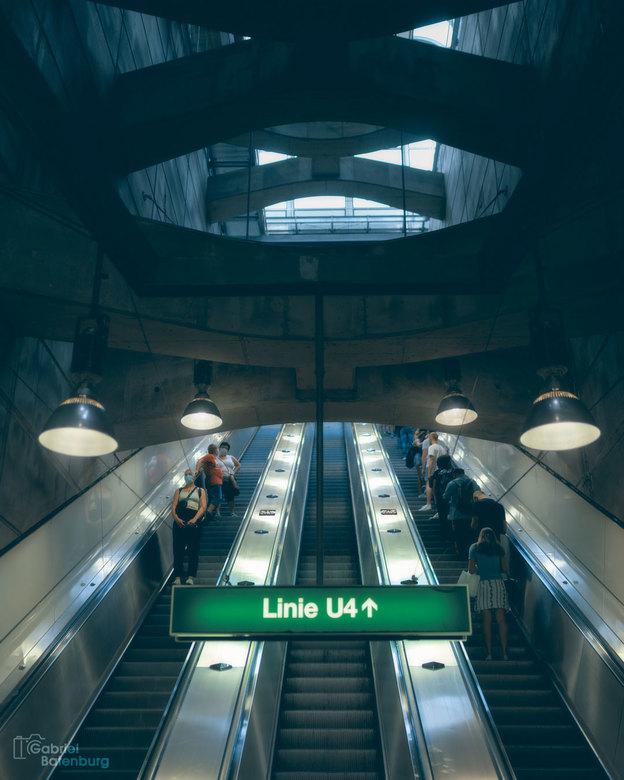 Metro Wenen -