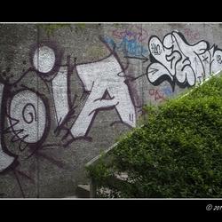 Odense - graffiti