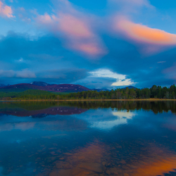 Loch Morlich Colors