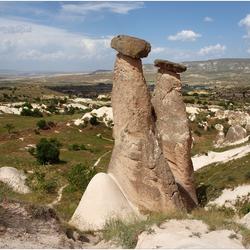 De wondere wereld van Cappadocië
