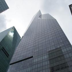 Wolkenkrabbers New York