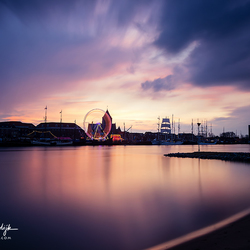 Sunset Sail Kampen