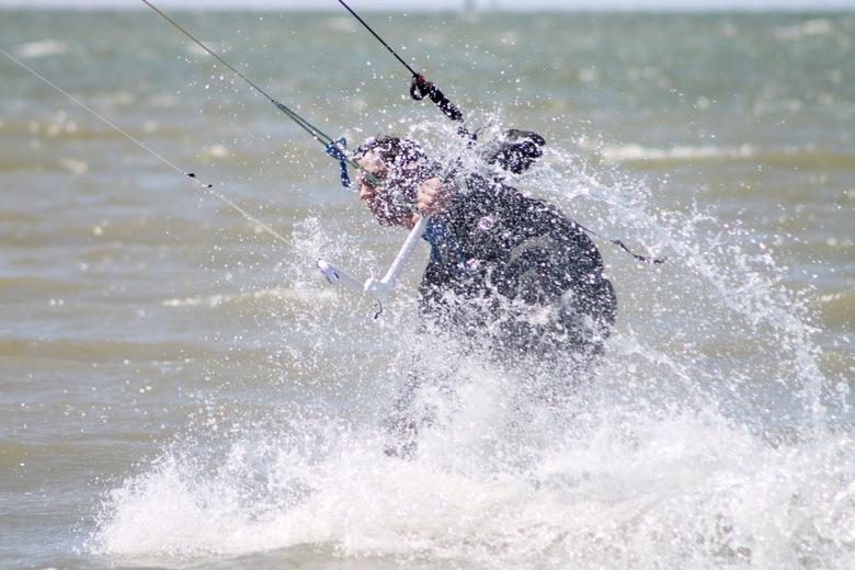 kitesurfing - Kitesurfen in Oostvoorne