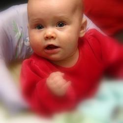 mijn kleindochtertje