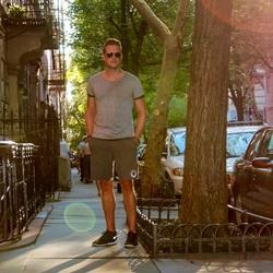 Wandeling door Manhattan