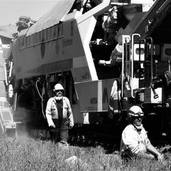 treinwerkzaamheden