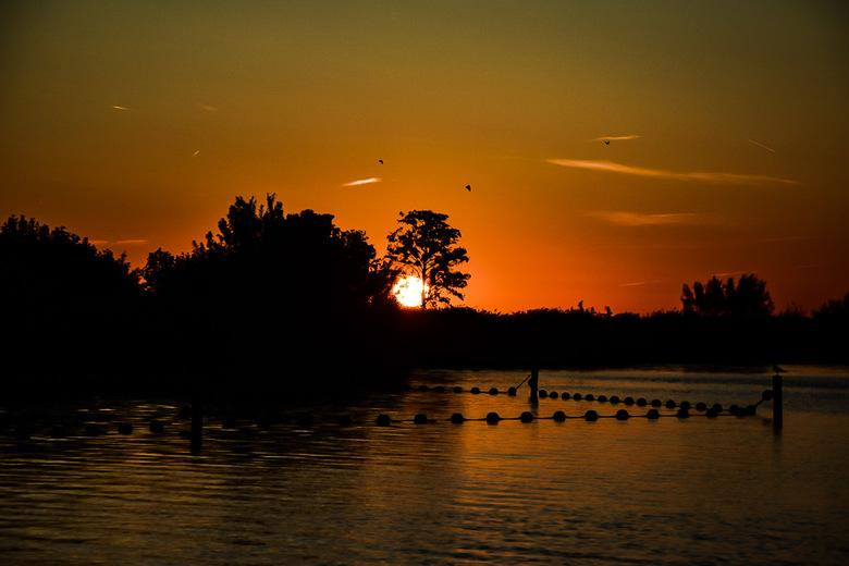 Goedemorgen Nederland  - Vanmorgen een heerlijke zonsopkomst