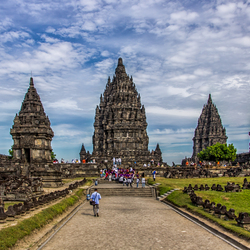 Prambanan, Java (Indonesië)