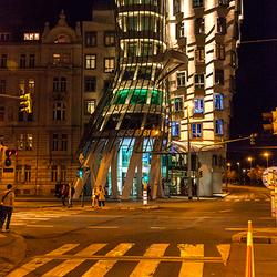 Bijzonder gebouw in Praag