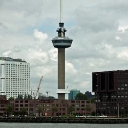 Uitzicht op Water Rotterdam