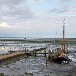 Waddenzee de Cocksdorp Texel