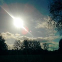 we walk on the sunshine