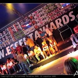 [Lowlands] Essent Awards Tent