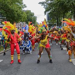 Zomercarnaval Rotterdam 2017