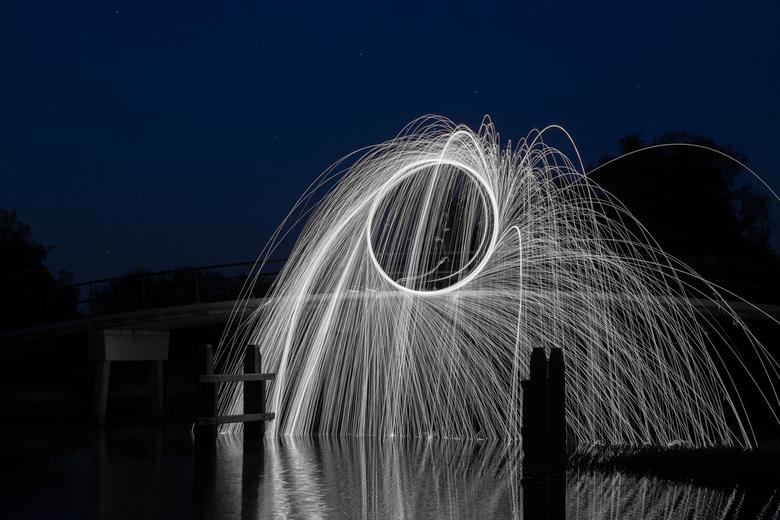 Lightpainting -