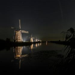 Kinderdijk verlicht 2016 nr2