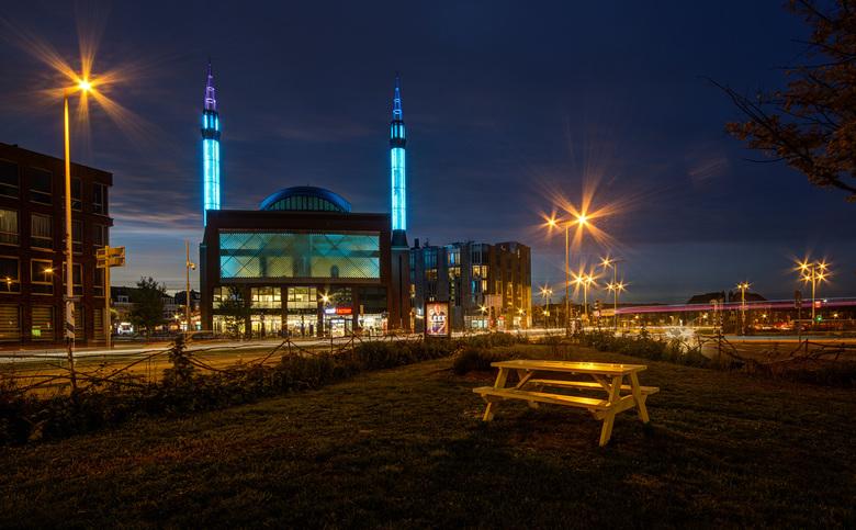 Utrecht - Westplein - Ulu Camii moskee - 2 - Utrecht - Westplein - Ulu Camii moskee - 2