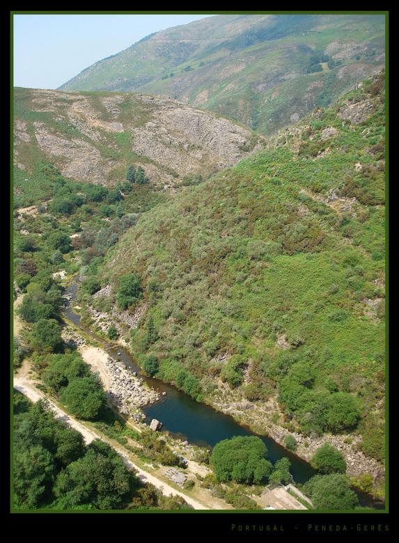 Peneda-Gerês - Het Nationale Park Peneda-Gerês is een van de mooiste natuurattracties van Portugal. Het strekt zich uit van de Gerês-bergen in het zui