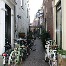 Helmbrekersteeg Haarlem