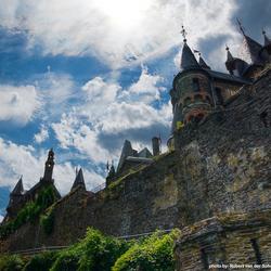 De Reichsburg in Cochem