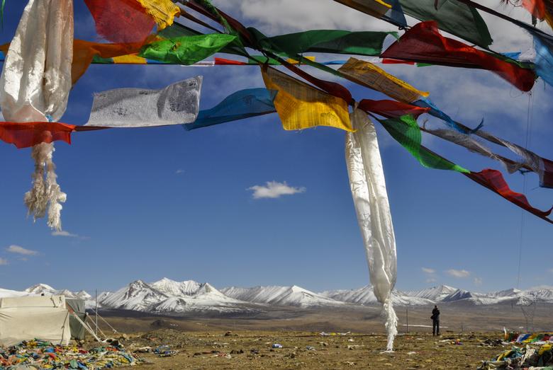 Tibet Gyatso La 5220 m -